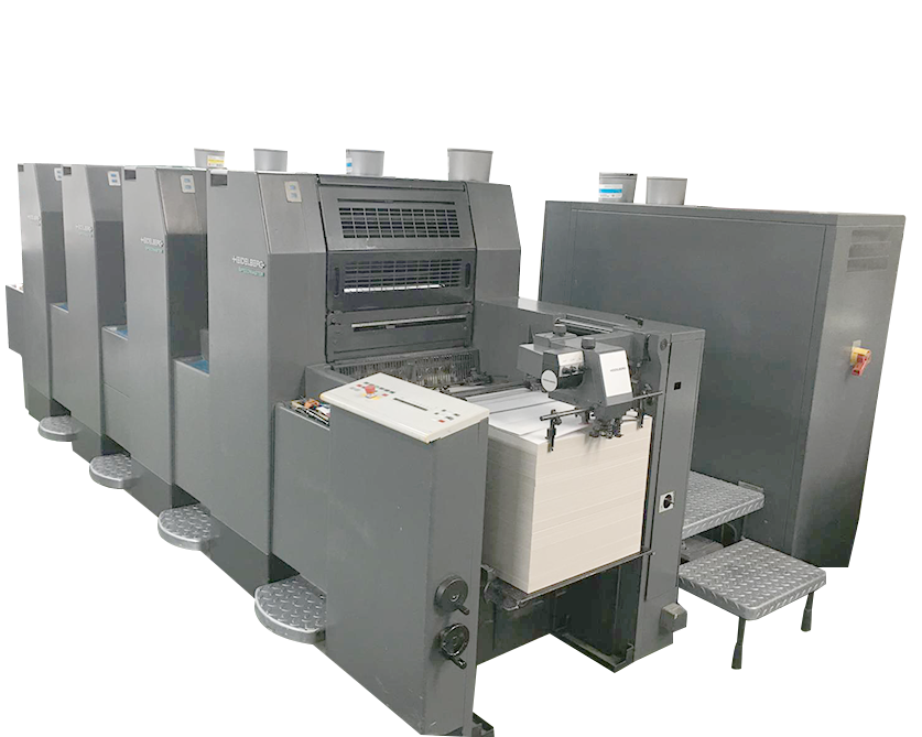 Offset Press Machines