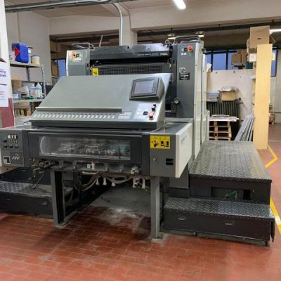 komori gs 228 sprint offset