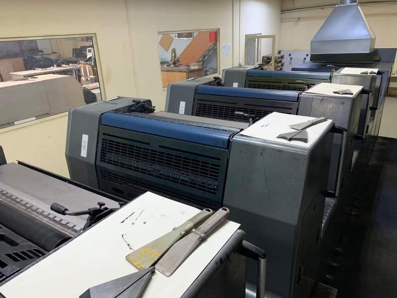heidelberg offset press sm 74 4 l
