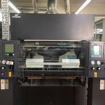roland 505p lv offset press machine