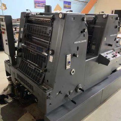heidelber-gto-52-zp-two-colour-offset-machine