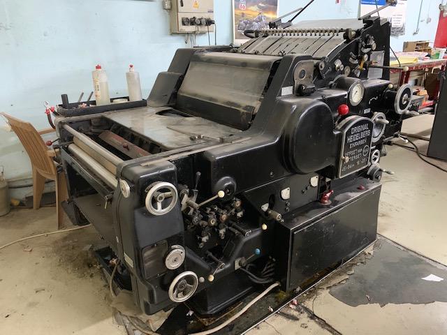 heidelberg-kord-64-one-colour-offset-machine